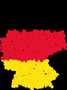 Deutschland Kostüm